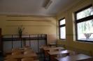Iskolai tantermek festése szülői összefogással